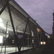 VERNETZT, mit Valerie Kalverkamp, Wewerka-Pavillon, Münster 2006