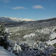 Col de Volvent et crêtes de Boutarinard