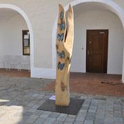 Lidia Rosinska, Holz