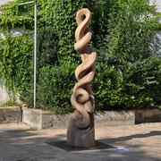 Pavel Spelda, Wasserquelle, Holz