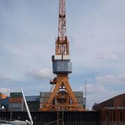 Holz- und Fabrikenhafen - Weserkreuzfahrt