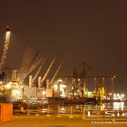 Neustädter Hafen - März 2009
