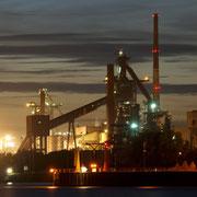 Stahlwerke Bremen - Oktober 2009