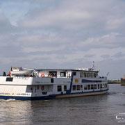 Die Hanseat - Anleger Pier2