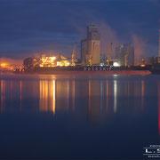 Werfthafen - Oktober 2009 - CS VANGUARD Länge: 179m; Breite: 28m