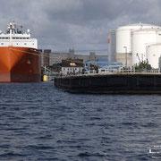 Industriehafen - Sonderfahrt der SWB