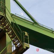 Getreidehafen - Mai 2011 - RECO Portalkran