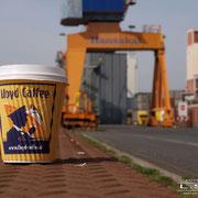 "Kaffee Pause mit Lloyd Kaffee ""To Go"""