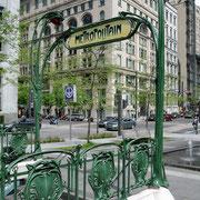 ein Geschenk der Stadt Paris