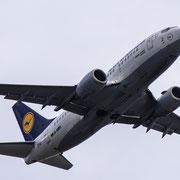 "Lufthansa Boeing 737-500 ""Iserlohn"""
