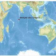 Situation dans l'Océan Indien