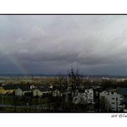 Aussicht aus meiner geliebten Kreuzlinger Wohnung! (Vergangenheit)