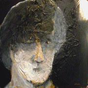 Joan.50x50cm, 2005