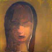Anónimo, 50x50cm 2005