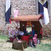 postazione medievale