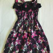 Criminal Damage Kleid Gr. S,M,XL