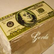 """торт """"Пачка долларов"""".  2,8кг"""