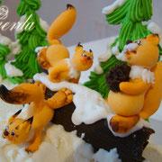 """торт """"Снегурочка"""".  3,5 кг"""