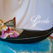 """""""Венеция"""". 3 кг. Шоколадный бисвит, сливочная пропитка, карамель, сметанный крем."""