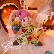 Рождество в деревне гномов.