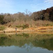 午後は春の陽気 ポカポカ 快適な釣り日和