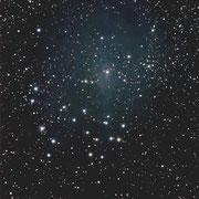 vdB4+NGC225, C11+Reducer 0.7, Kamera CANON700D (mod)+LPS-D1