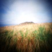 Étretat, 2017-15, Zone plate argentique, 30 cm x 30 cm, tirage impression Hahnemühle - William Turner - 1/5 - © Annick Maroussy
