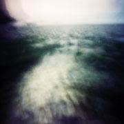 Étretat, 2017-09, Zone plate argentique, 30 cm x 30 cm, tirage impression Hahnemühle - William Turner - 1/5 - © Annick Maroussy