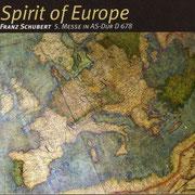 Schubert: As Dur Messe Martin Sieghart, Dirigent Label: Gramola, 2007