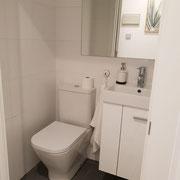 Baño 2,reforma piso Donostia