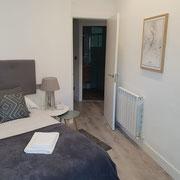 Dormitorio principal, reforma piso Dosnotia