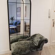 recibidor, reforma piso Donostia