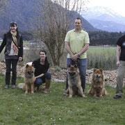 Brisbee, Balista, Beejay, Amadea + Blueberry-Hill :)