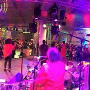 Partyband Luzern Hochzeitsband DJ live Musik Schweiz