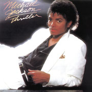 "'82  ""Thriller"" Michael Jackson"