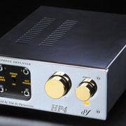 """プロスタジオ仕様、管球式ヘッドフォンアンプ """"EAR HP4"""""""