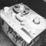 Studer チューブ式テープマシン