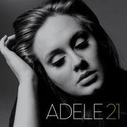 2012、2013年と様々な部門でグラミー賞を受賞した「Adele 21」。
