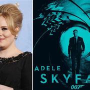 007 ジェームズ・ボンドシリーズの最新作「Skyfall / スカイフォール」。