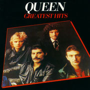 "QUEEN ""THE GREATEST HITS"""