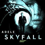 """""""Skyfall"""" Adel (2012)"""