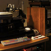 The Mastering Lab cutting room