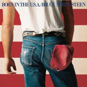 "'84  ""Born in the USA""  Bruce Springsteen"