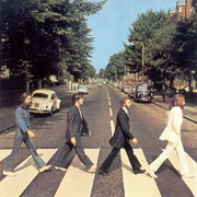 "BEATLES ""ABBY ROAD"""