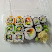 ①巻き寿司