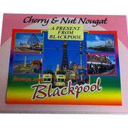 Cherry & Nut Nougat