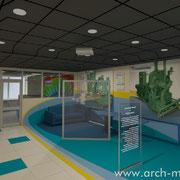Дизайн выставочного пространства