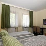 Doppelzimmer mit TV und WLAN