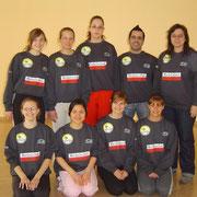 Bsp. Textilbeschriftung, Trainings-Trikot mit Sponsor aus dem Rhein-Main-Gebiet
