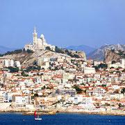 Marseille, la ville